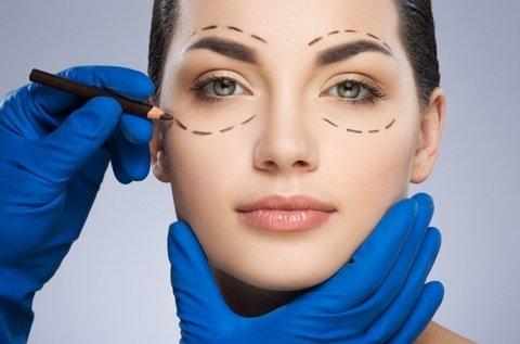 Műtét nélküli plasztikai kezelés Plazma Pennel