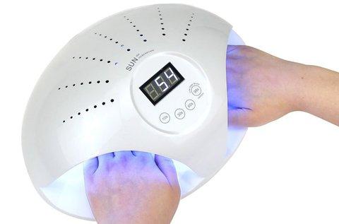Kétkezes UV lámpa 24 db LED-del