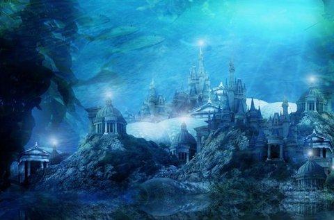 Atlantisz szabadulós játék 2-8 fő részére