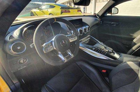 12 körös Mercedes-AMG GT C Coupé élményvezetés