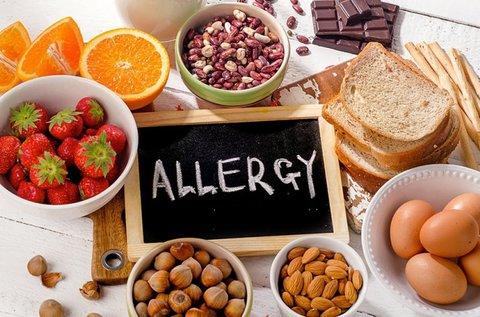 Allergia- és ételintolerancia szűrés 150 féle anyagra