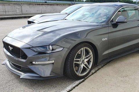 Taposd a gázt egy Ford Mustang GT volánjánál!