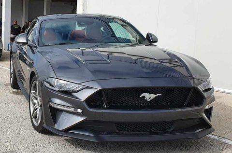Taposd a gázt közúton egy Ford Mustang GT-vel!