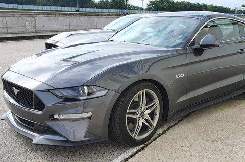 8 kör száguldás egy Ford Mustang GT-vel