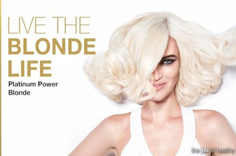 Joico szőkítő 12 fóliás Blonde Life 9+ melír
