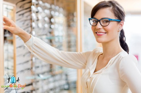 Komplett szemüveg készítése látásvizsgálattal