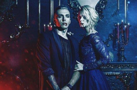 Drakula és Frankenstein szabadulószoba 4 főnek