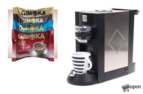 Gasparik inox prémium kapszulás kávégép