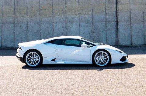 10 körös Lamborghini Huracan élményvezetés