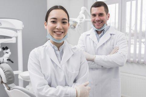 Panorámaröntgen és konzultáció az ép fogakért