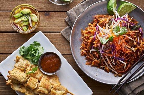 Főzőtanfolyam thai leves és tészta készítésével
