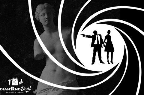 Hajsza a milói Vénuszért! titkos randi küldetés