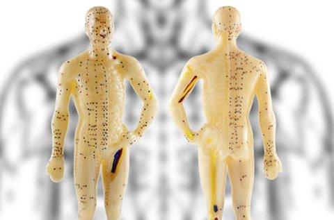 Személyre szabott kínai orvoslás akupunktúrával