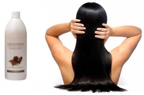 Luxus Cocochoco Brazil tartós hajegyenesítés