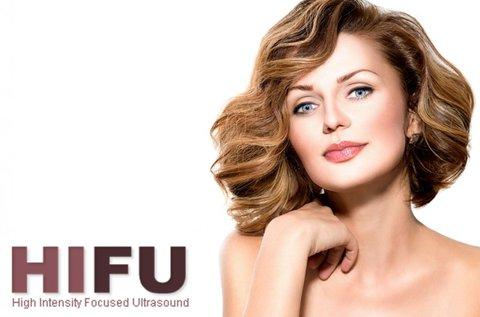 Műtét nélküli Ultima HIFU tartós ránctalanítás