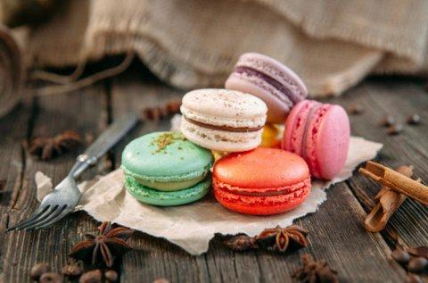 Macaron készítés fortélyai adalékanyag-mentesen