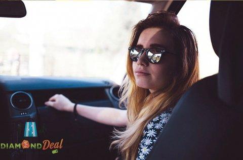 Autóban is sötétedő XTRActive szemüveg