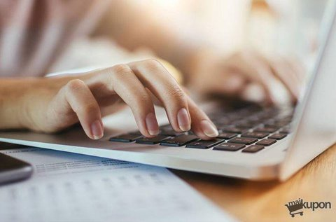 Online tízujjas gépírás kurzus innovatív módszerrel