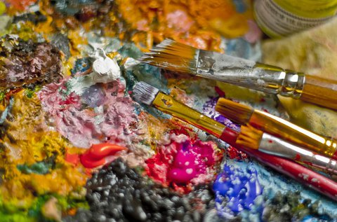 Egész napos festő workshop 1 fő részére