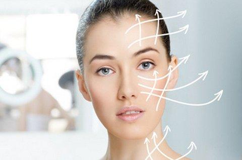 Laza bőr feszesítése, ránctalanítása aminosavval