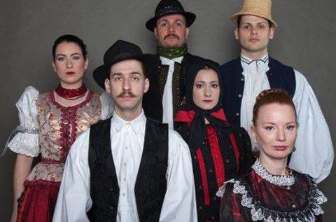 Táncszínházi bemutató Gyertyaláng címmel