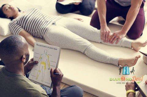 Gyakorlatorientált wellness masszázs tanfolyam