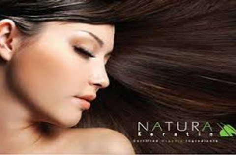 Natura Keratin Brazil szupertartós hajegyenesítés