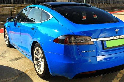 Szelidíts meg 772 lovat Tesla Model S P100D-vel!