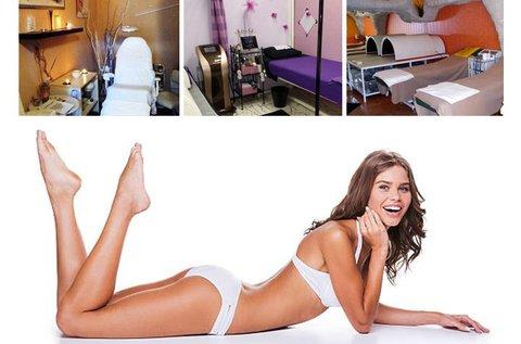 Extra bőrfeszesítés és kompressziós testkezelés