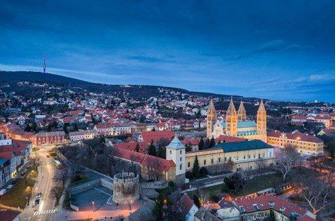 Fedezzétek fel Pécs sokszínűségét 3 napban!