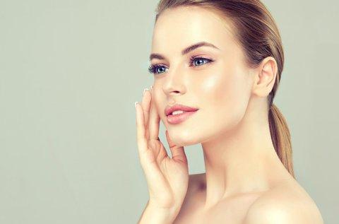 Bőrmegújító luxus arckezelés őssejttel és lézerrel