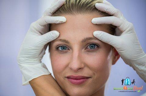 3 lépéses arcfiatalító kezelés  + otthoni arcpakolás