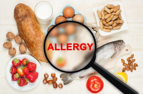 Allergia- és ételérzékenység vizsgálat tűszúrás nélkül