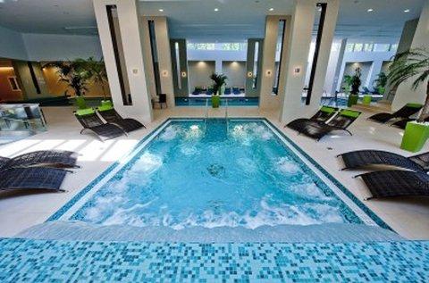 Luxus wellness-spa élmény Herceghalmon