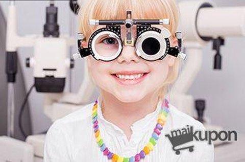 Gyermek látásvizsgálat és szemészeti szűrés