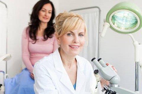Nőgyógyászati szűrés mikrobiológiai kenetvétellel