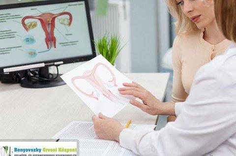 Átfogó nőgyógyászati szűrőcsomag ultrahanggal