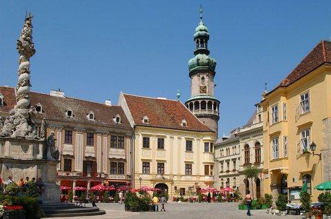 Idilli kikapcsolódás a hűség városában, Sopronban