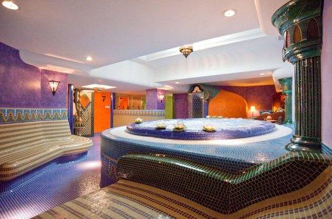Hévízi wellness pihenés marokkói hangulatban