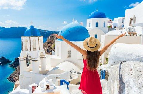 Vakáció a varázslatos Santorini szigetén