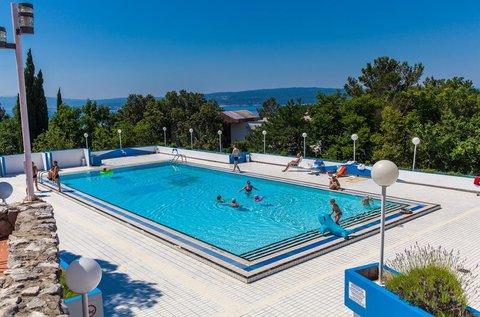 Családi vakáció a horvátországi Crickvenicán