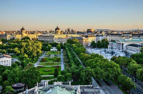 4 csillagos kikapcsolódás Bécsben