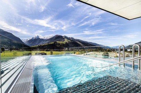 4 csillagos wellness az osztrák Alpokban