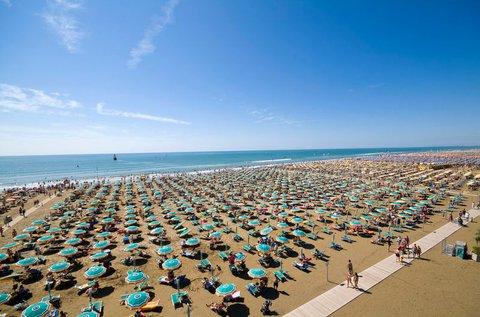 1 hetes üdülés 3-5 főnek az olasz tengerparton