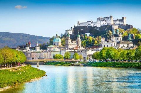 Családi feltöltődés a mesebeli Salzburgban