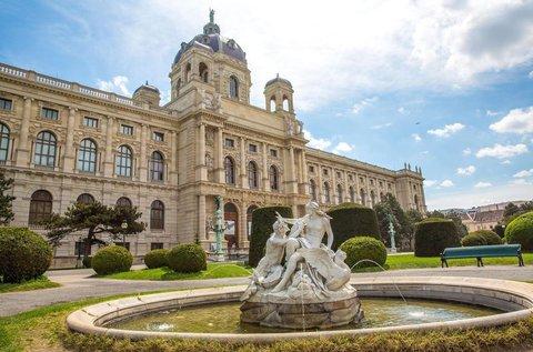 Családi élmények Bécsben, hétvégén is