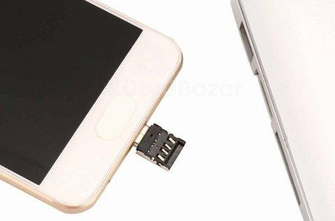 Kompakt USB-C OTG átalakító