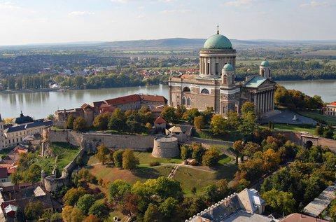 Zavartalan családi pillanatok Esztergomban