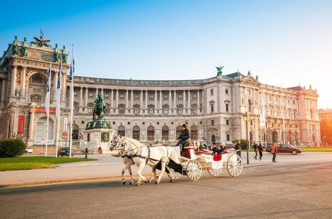4 csillagos pihenés a császárvárosban, Bécsben