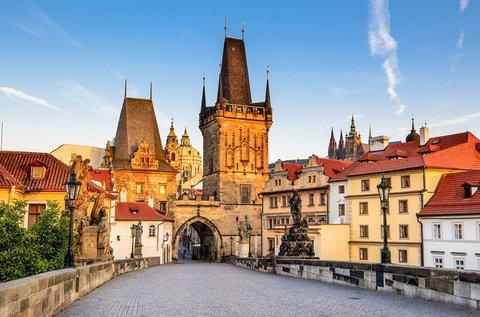 3 napos kalandozás a mesés Prágában